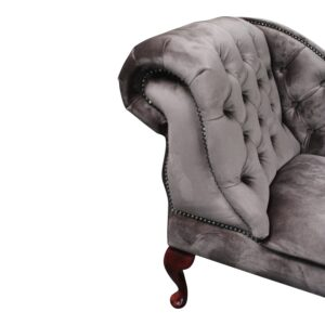 janet indepth mink chaise longue