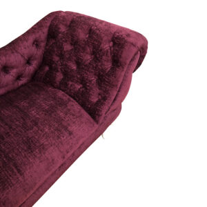 6477 alternative roll of purple-aubergine detail. chaise longue jpg