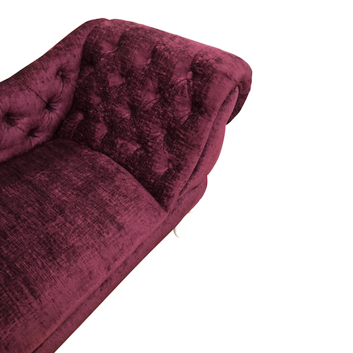 6477 alternative roll of purple-aubergine detail. chaise longue jpg
