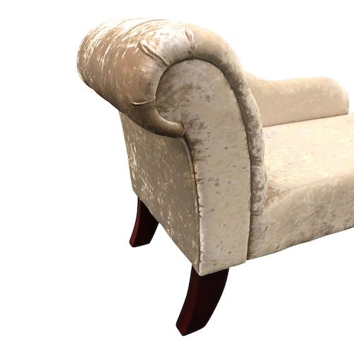 deep padded chaise day bed