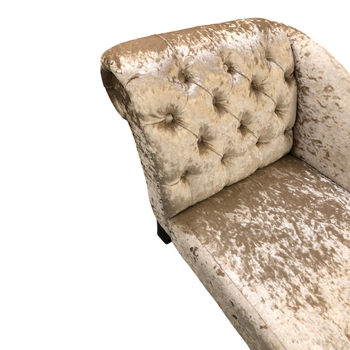 luxurious chaise longue